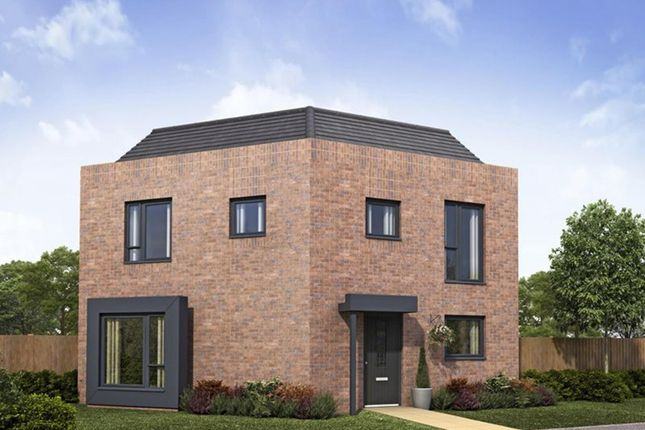 """Thumbnail Detached house for sale in """"Whitefield"""" at Dunnock Lane, Cottam, Preston"""