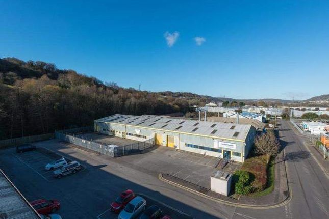 Thumbnail Industrial to let in Riverside Industrial Park, Treforest, Pontypridd
