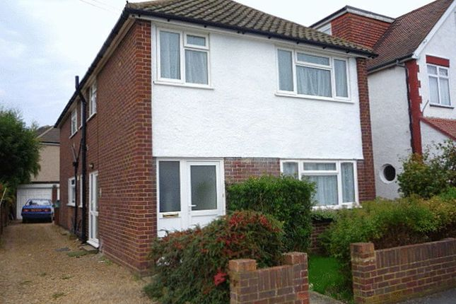 Thumbnail Flat to rent in Gould Road, Feltham