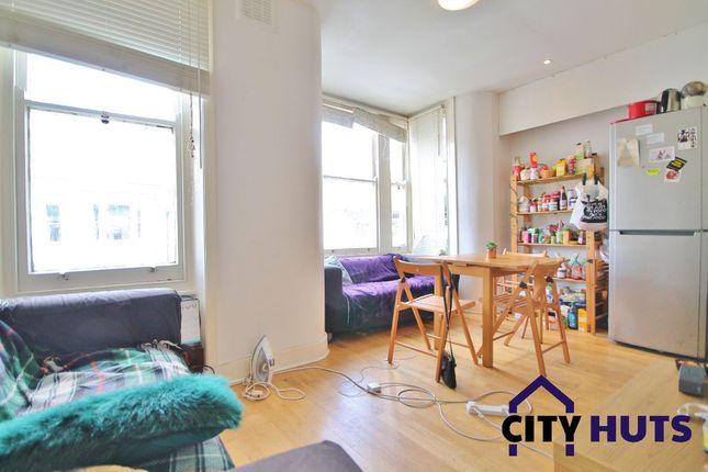 Thumbnail Maisonette to rent in Carysfort Road, London