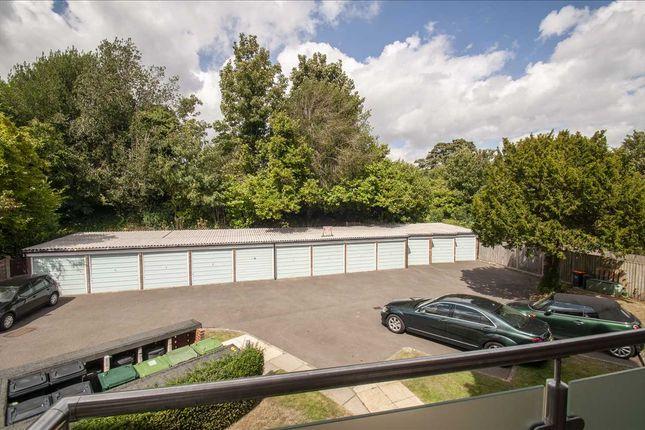 Balcony of Redington, Lower Queens Road, Ashford, Kent TN24