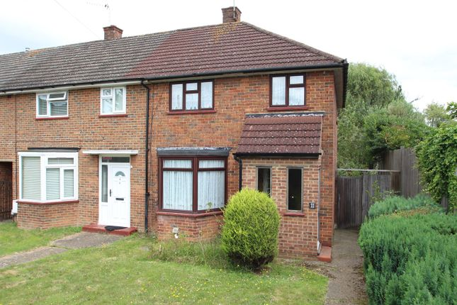 Thumbnail 2 bed end terrace house for sale in Breakspears Drive, Orpington