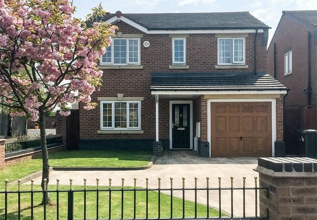 Thumbnail Detached house for sale in Broad Lane South, Wednesfield, Wolverhampton, West Midlands