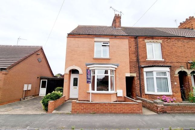 2 bed end terrace house for sale in Marsh Lane, Barton-Upon-Humber DN18
