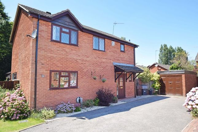 Thumbnail Detached house for sale in Woodbank Drive, Catshill, Bromsgrove
