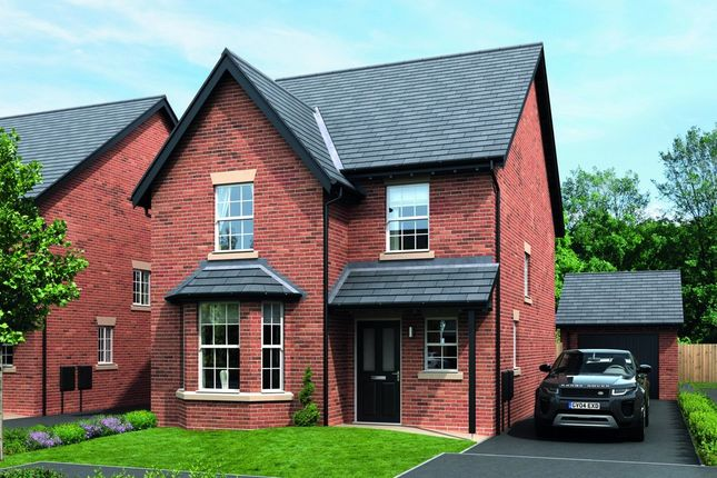Thumbnail Detached house for sale in Rushgreen Road, Lymm