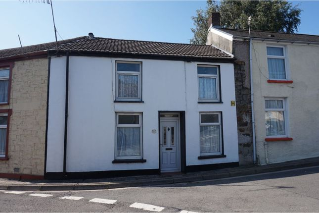 Thumbnail Terraced house for sale in Mount Pleasant Street, Trecynon, Aberdare