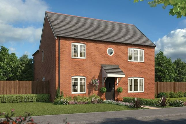 Thumbnail Detached house for sale in Stainsby Hall Park, Jocelyn Way, Middlesbrough