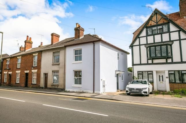 Thumbnail End terrace house for sale in Godalming, Surrey