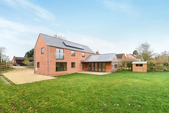 Thumbnail Detached house for sale in Back Lane, Beckford, Tewkesbury, Worcestershire