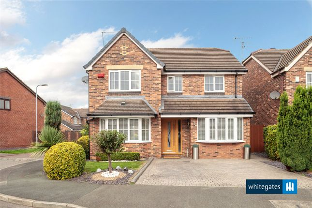 Thumbnail Detached house for sale in Hever Drive, Liverpool, Merseyside