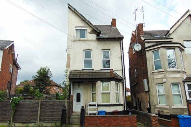 Thumbnail Detached house for sale in Cleveland Road, Crumpsall, Manchester