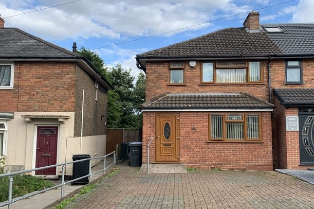 Thumbnail Terraced house for sale in Eastfield Road, Bordesley Green, Birmingham