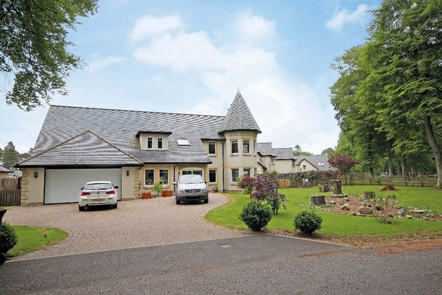 4 bed detached house for sale in The Avenue, Murthly, Perth