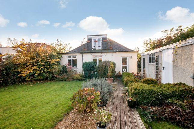 Thumbnail Detached bungalow for sale in 413 Gilmerton Road, Edinburgh