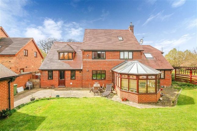 Thumbnail Detached house for sale in Portland Drive, Willen, Milton Keynes, Bucks
