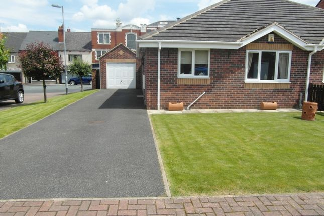 Thumbnail Bungalow to rent in Springwell Court, Hemsworth, Pontefract