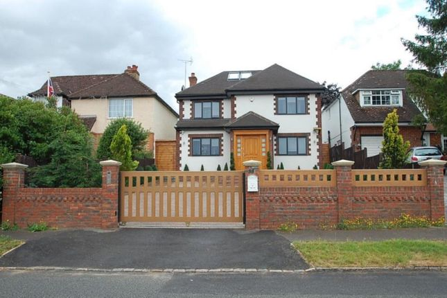 Thumbnail Detached house to rent in Field Way, Chalfont St Peter, Gerrards Cross