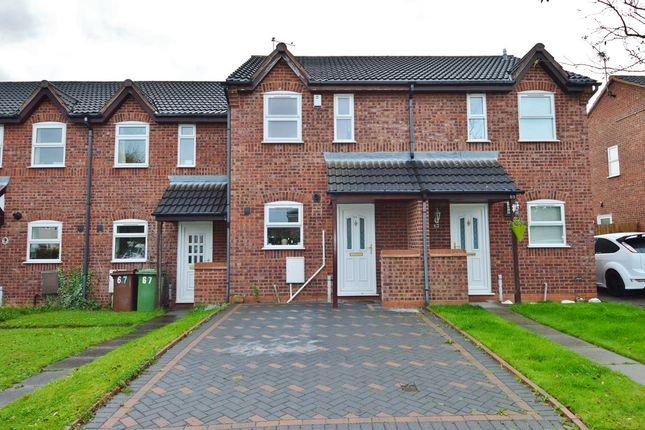 Terraced house for sale in Charnley Road, Stafford