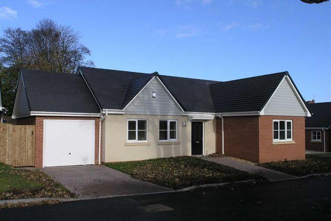 Thumbnail Detached bungalow for sale in Algar Grange, Off Dudley Road, Sedgley