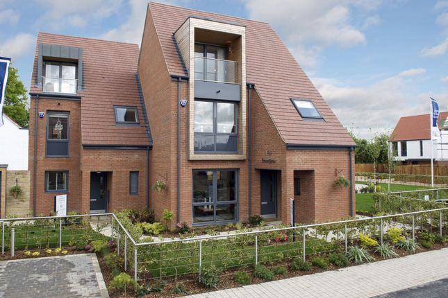"Thumbnail End terrace house for sale in ""Swallow"" at Derwent Way, York"