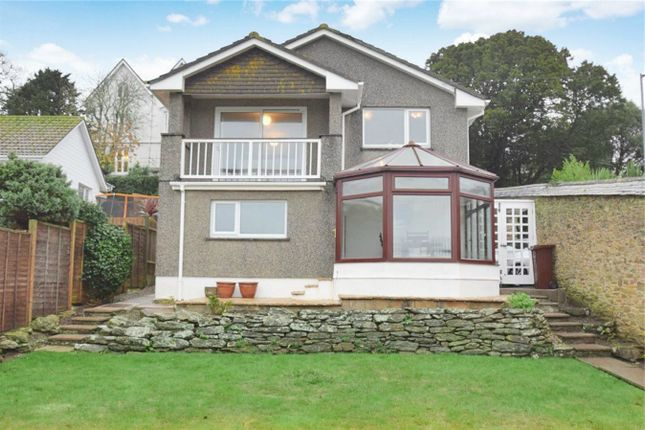 Thumbnail Detached house for sale in Woodlane Drive, Falmouth
