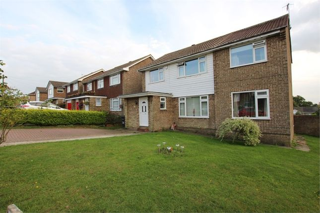 Thumbnail Detached house for sale in Little Ridge Avenue, St Leonards-On-Sea, East Sussex