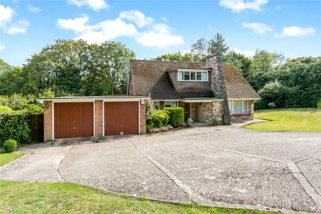 Thumbnail Detached house for sale in Beechwood Drive, Marlow, Buckinghamshire