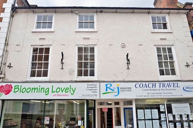 Thumbnail Flat to rent in The Borough, Hinckley, Leicestershire