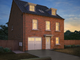 Thumbnail 5 bedroom detached house for sale in The Palermo, Resevoir Road, Burton Upon Trent, Staffordshire