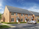 Thumbnail 2 bedroom end terrace house for sale in Gardenia Place, Exeter