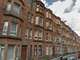 Thumbnail 1 bed flat to rent in Aberdour Street, Glasgow