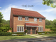 Thumbnail 2 bed semi-detached house for sale in Swallows Close, Norton Farm, Bromsgrove