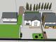 Thumbnail Detached house for sale in Waungilwen, Newcastle Emlyn