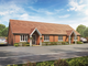Thumbnail 2 bedroom bungalow for sale in Plot 114, Pearson Road, Saffron Waldon
