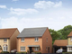 Thumbnail 4 bedroom semi-detached house for sale in The Kelso, Barleythorpe Road, Oakham, Rutland