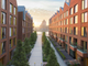 Thumbnail 4 bed town house for sale in Central Avenue, The Holland, Fulham Riverside, Chelsea, London