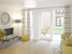 Thumbnail 1 bedroom flat for sale in Cheviot Gardens, 4A Thornlaw Road, London