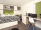 Thumbnail 1 bedroom flat for sale in Leicester Off Plan, Leicester, 7Dh, Leicester