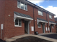 Thumbnail 2 bed town house for sale in Close Lane, Alsager, Staffordshire