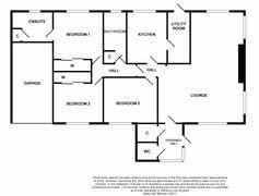 Floorplan 1 of 1 for 1 Mucklehill Park