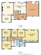 Floorplan 1 of 1 for 3 Knowle Close, Manor Road