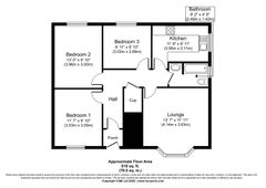Floorplan 1 of 1 for 61 Sighthill View