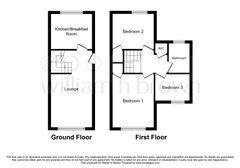 Floorplan 1 of 1 for 21 Caius Close