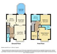 Floorplan 1 of 1 for 3 Swan Gardens