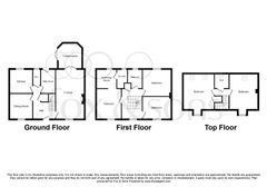 Floorplan 1 of 1 for 2 Brewer Walk
