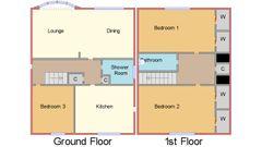 Floorplan 1 of 1 for 5 Craufurdhill Place
