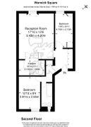 Floorplan 1 of 1 for 1 Warwick Square