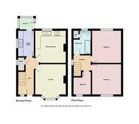 Floorplan 1 of 1 for 75 Biddulph Road
