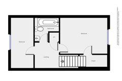 Floorplan 2 of 2 for 2, St. Germans Mews, Metal Street